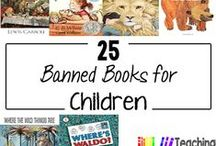 Banned Books for Children / Children's books that have been either banned or challenged.