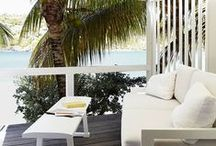 Life's a Beach / Coastal home inspiration.