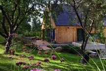 ECO-WOODen house