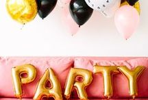 Parties and Showers / by Mariana L