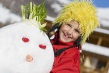 Kinderspaß im Hochpustertal - divertimento per bambini in Alta Pusteria