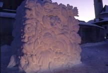 Festival sculture di neve - San Candido