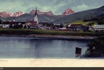 Cartoline postali vintage - Alta Pusteria