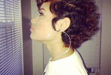Hair &  Make Up / by Ashley Davis