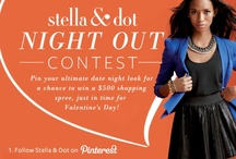 "Stella & Dot ""Night out"" Contest"