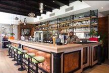 Doppio Zero / The restaurant.
