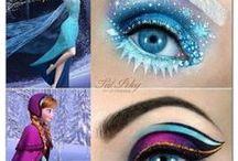 Eye makeup / by Tatyana Sturdy