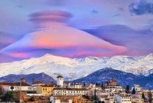 Granada, España,......Mi Graná!!!! / Granada