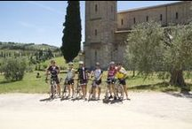 7-14/6/2014 Food.Stories.Travel. custom Tour at il Molinello / A tour organized with Food.Stories.Travel featuring cycling, hiking and a mix of guided and self-guided activities.