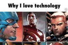 Marvel / Marvel superheroes
