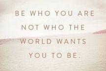 Way of live. / Strategie, motivazioni, esercizi per sentirsi bene con se stessi.
