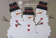 Kids craft winter