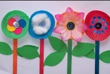 kids craft spring
