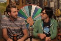 Good Mythical Morning / Pics or Gifs I've captured from the awesome YouTube show Good Mythical Morning. I might also pin gifs from other people, but all gifs I've uploaded are created by me.