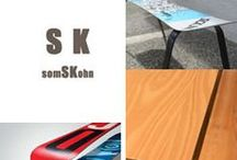 somSKohn  SK / somSKohn est une ligne de meubles développés dans un style actuel et épuré mais également et surtout dans un esprit raisonné. Raisonné parce que la réalisation