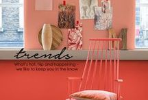 2015 Home Decor and Interior Design Trends / What's awesome & inspiring in 2015! Let us keep you in the know with trends, tips and tricks for your home.