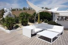 Brasilia / Brasilia - our creations of outdoor furnitures and our inspirations for this range