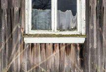 Hus frå utsida - House exteriour