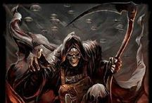The Reaper and Death
