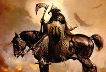 Warrior Fictional