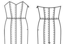 PPC - Bustiers / Robes et hauts de forme bustier