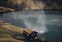 Cabin Life / - cabin porn - hygge cabin - cosy cabin  - camping