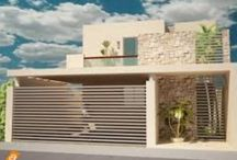 Architecture and home sweet home / I will make a beautiful house