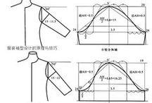 Couture - techniques, patronnage / Créer ou modifier des patrons de couture