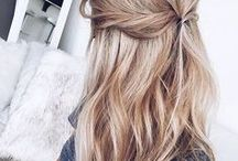 + Hair Color: Blonde / Blonde Hair Color Ideas: Blonde and Brown Layers, Balayage, Lowlights and Highlights, Ombre Style, Shades in Platinum, Strawberry or Honey…. Inspirations for Different and Beautiful Blonde Hair Styles