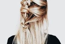 + Hairstyles: Braids / Inspiration: Braids for Long and Medium Length Hair. Photos and Tutorials (Mermaid, Boho, French, Dutch, etc) That Are Easy to Copy Right Away And Create That Perfect Braids Hairstyles.