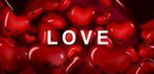 LOVE / 3D Illustration for Valentine's