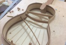 Making a YanezGuitars Flamenco guitar / The One. A Miguel Martín Tribute, my godfather.  Built at Francisco Vico Guitar Lutherie School in Velez-Malaga.
