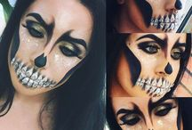 My Makeup Skills - Yolanda Kingdon / Special effects makeup - professional makeup -