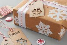 CREA - Envolver / Wrapping / inspiración para envolver tus regalos de forma especial