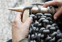CREA - Knitting and crochet / proyectos, patrones y tutoriales de punto y ganchillo