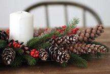 CREA - Navidad / Christmas / Ideas de decoración y tutoriales para una Navidad Handmade