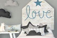 DECO - For kids / Ideas de decoración para la habitación de los niños