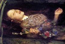 Art / « Que de beautés dans l'art, à condition de pouvoir retenir ce que l'on a vu. On n'est alors jamais désoeuvré ni vraiment solitaire, jamais seul. » Vincent Van Gogh / by Carole M.
