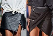 Wear : Skirt Gurl.     #skirt  #jupe / I like wearing skirts:look at my dreamy skirt closet :)