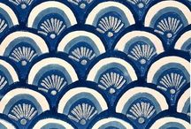 Prints & Patterns / Imprimes et textiles