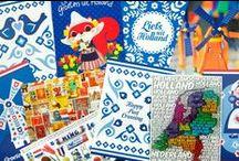 Postcrossing & Stickers