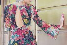 CC - INSPIRAÇÃO - vestidos / by Olga Grego