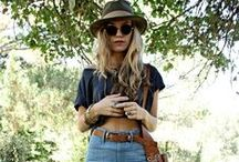STYLE / bohemian, hippie, gypsy fashion and inspiration