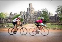 Angkor Wat Bike4Kids! / Pics and info about Village Focus International's annual fundraiser, the Angkor Wat Bike4Kids!  This event is a bicycle race and ride around the UNESCO-protected ruins of Angkor Wat in Siem Reap, Cambodia, raising money for disadvantaged and abused children in Cambodia.  In 2013 the event takes place November 30th.  Join us by registering or donating at www.bike4kids.org