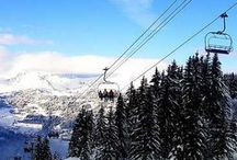 Les Gets - French Alps / Uniquely located between Lake Geneva and the majestic peak of Mont Blanc.
