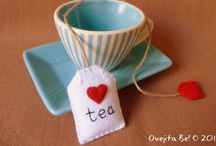Tea time / all about tea / by Julia