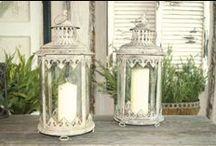 Gyertyatartók, gyertyák, lámpák / http://kertesotthonbolt.hu/gyertyatartok/
