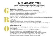 How to Grow Hair Faster / by Ciao Bella Hair Extensions