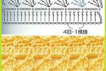 Crochet Patterns, Techniques & How-to's / How-to information for crochet stitch patterns, techniques and other useful things, including afghans.
