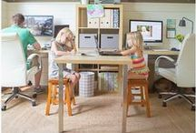INSPIRATION-Kids spaces / Great ideas for kids bedrooms and kid friendly spaces and accessories.